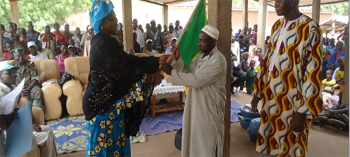 Restitution publique de la gestion de la commune urbaine de karan cercle de kangaba dans la region de koulikoro au titre de l'exercice 2015